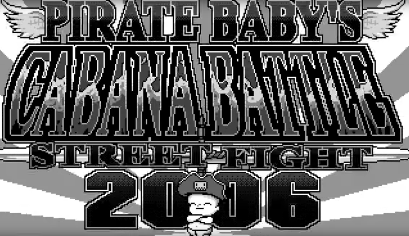 Pirate Baby's Cabana Battle Street Fight 2006