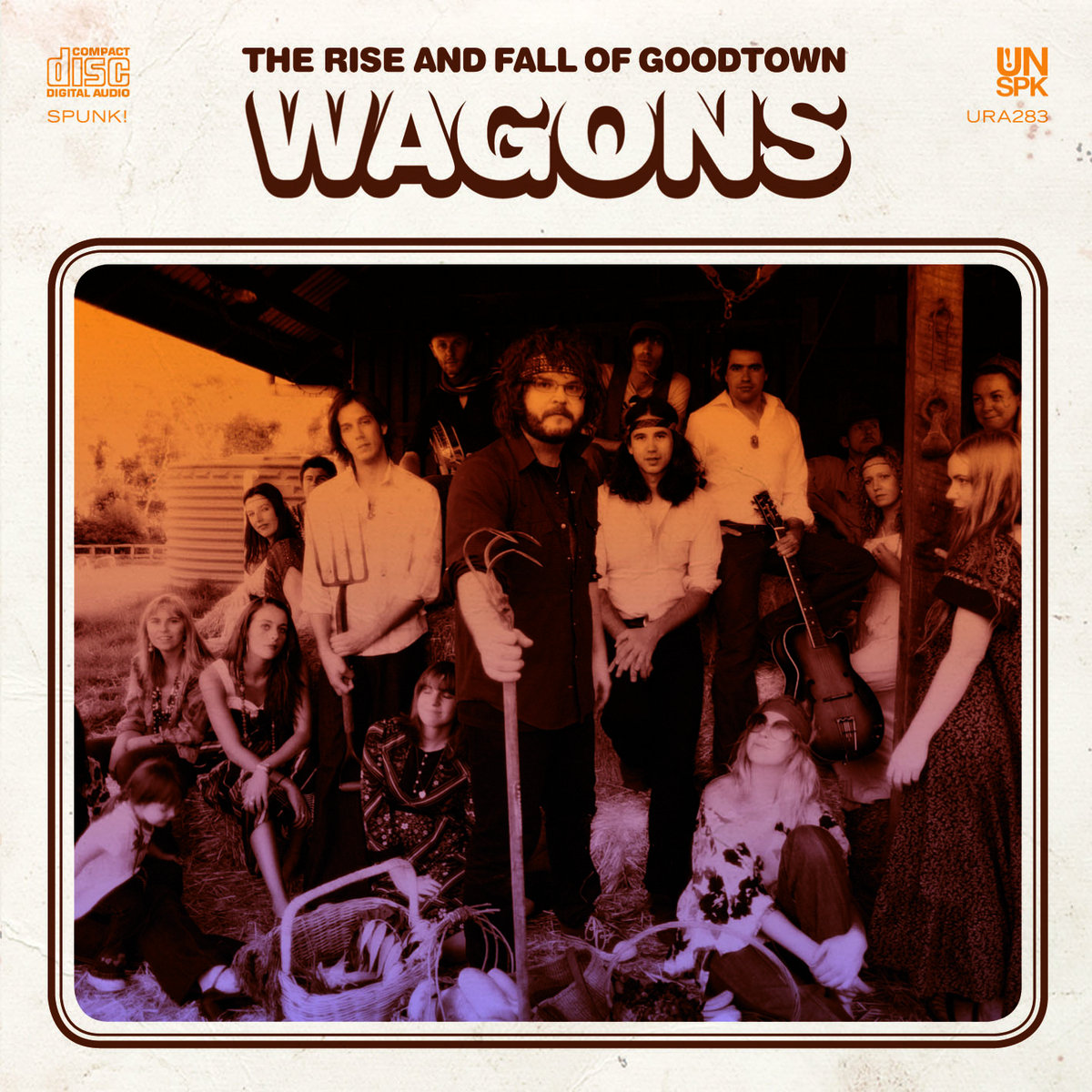 Wagons 'The Rise And Fall Of Goodtown'