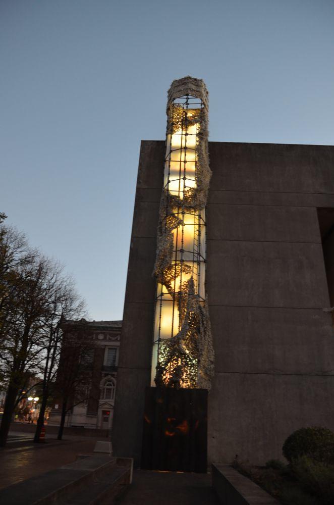 The Lighthouse at dusk