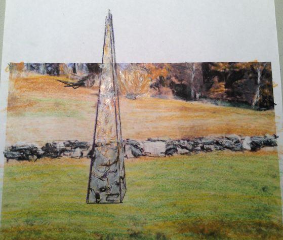 """Landmark Sketch"""