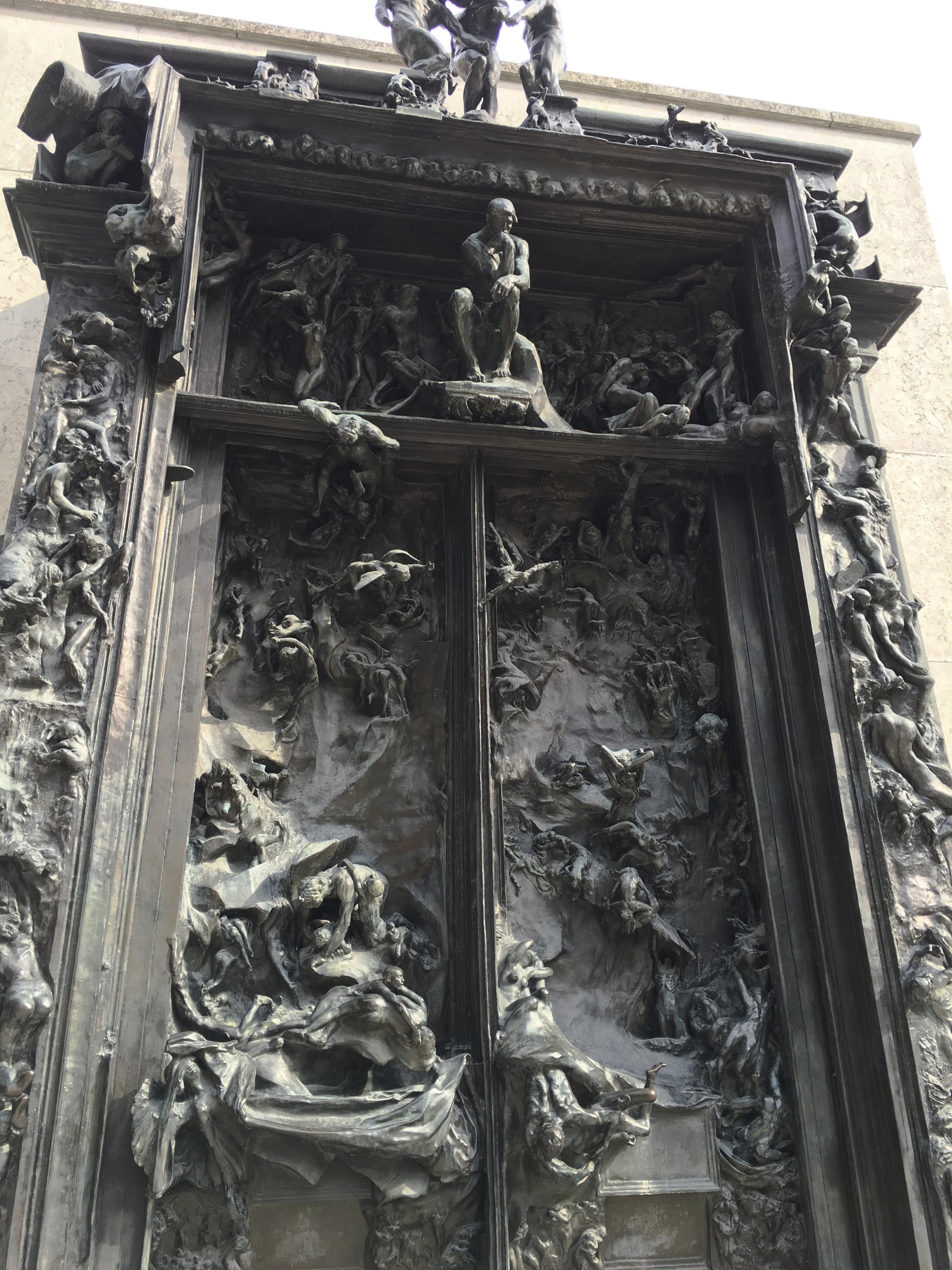 And then Rodin