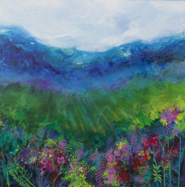 Joy Fields The Vandre Deganwy