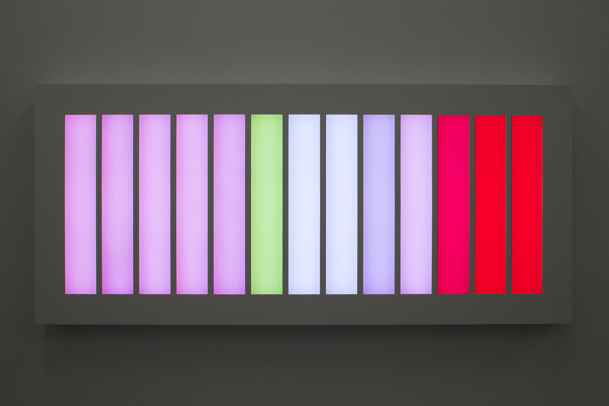 Coded Spectrum, 2012