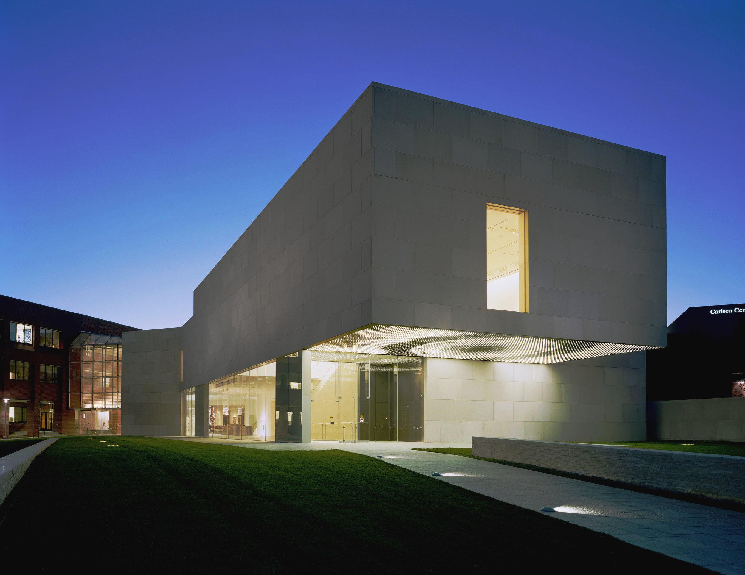 Microcosm , 2007  Site-specific installation: Nerman Museum of Contemporary Art, Overland Park, KS