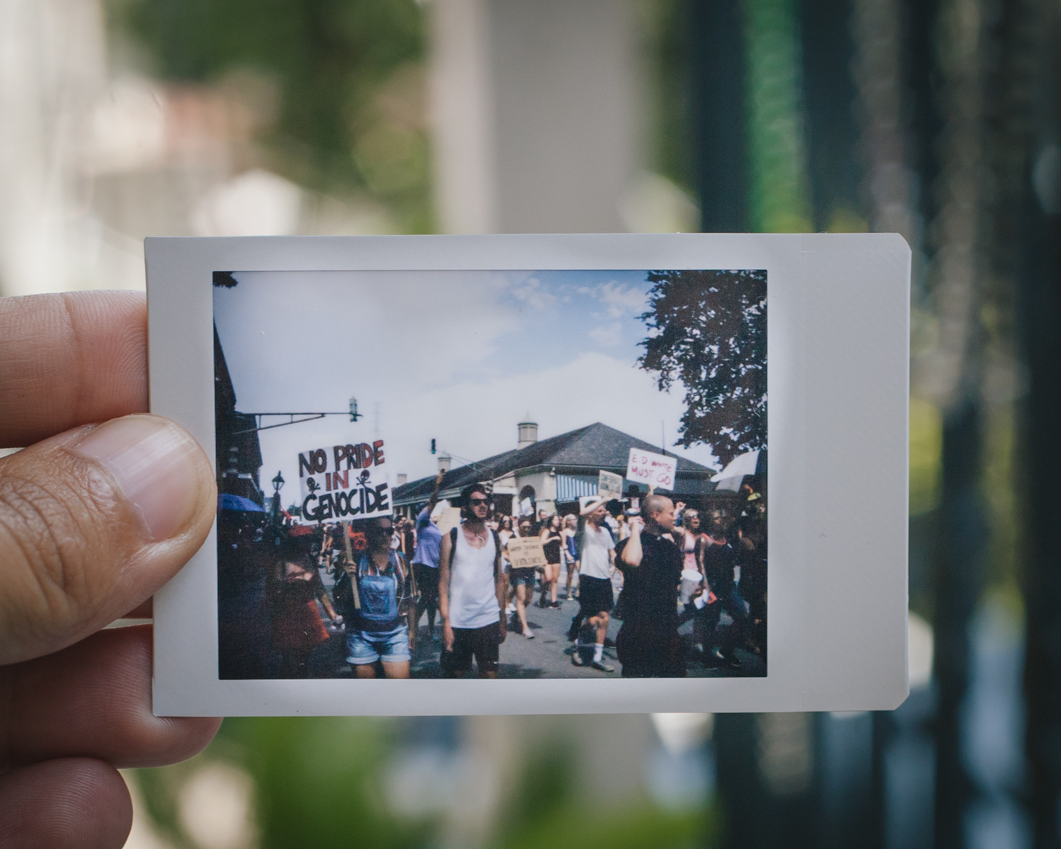 Instax by Lauren -  #TakeEmDownNola