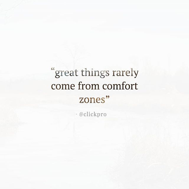 I've been outta my comfort zone a lot lately. Looking forward to those great things! 😄 • • • • • #quotestagram #quotestoliveby #wednesdaywisdom #quoteoftheday #quotes #quote #lifequotes #instaquote #quotesandsayings #sayings #quotesofinstagram #quotesoftheday #quotesdaily #quotestags #inspirationalquotes #quotesaboutlife #quotesforlife #motivationalquotes #success #quotesforyou #quotesgram  #instaquotes #dailyquotes #important #entrepreneur #qotd #dedication #quoteme #quotetoliveby #feliciamariequote