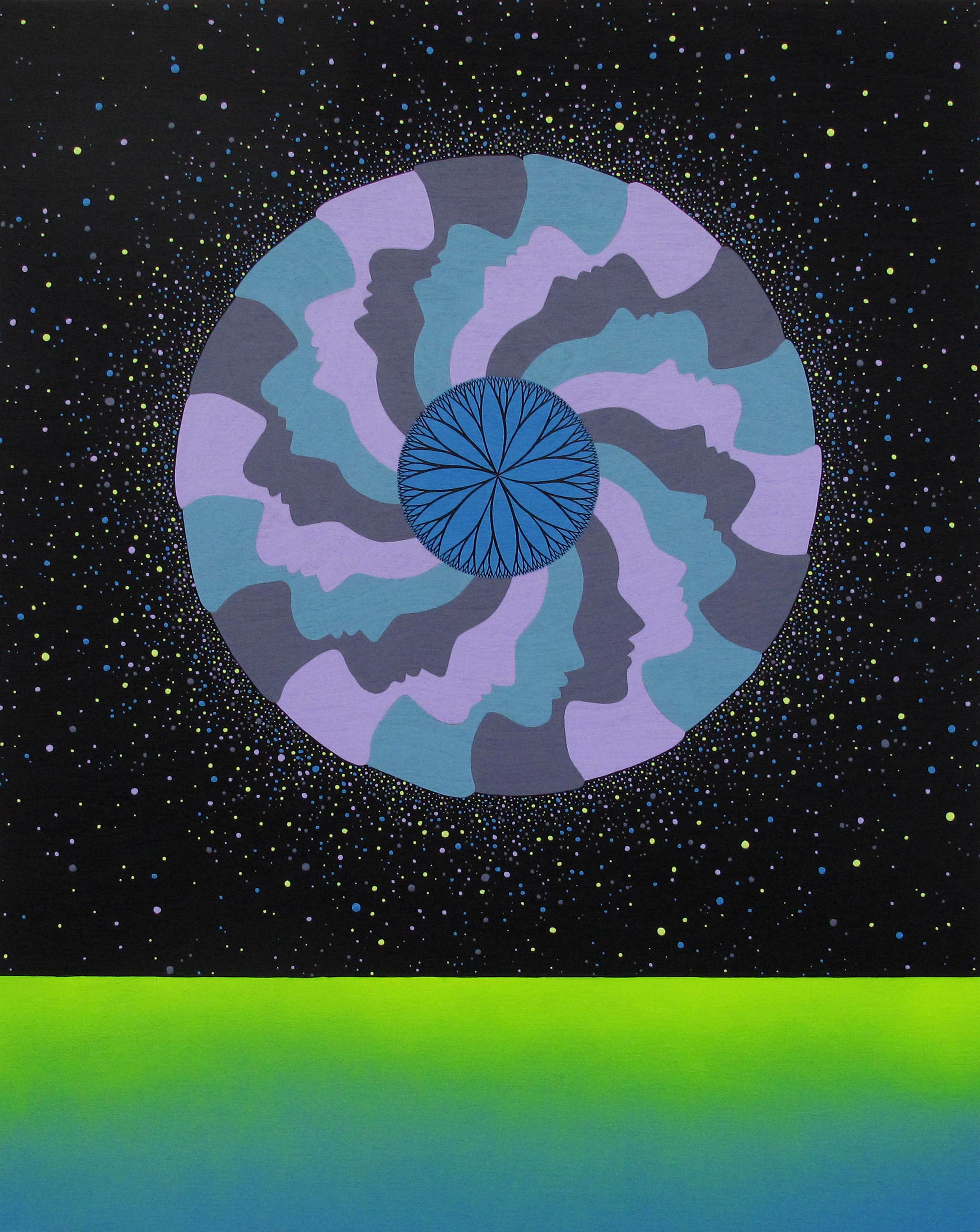 midnight mind spiral