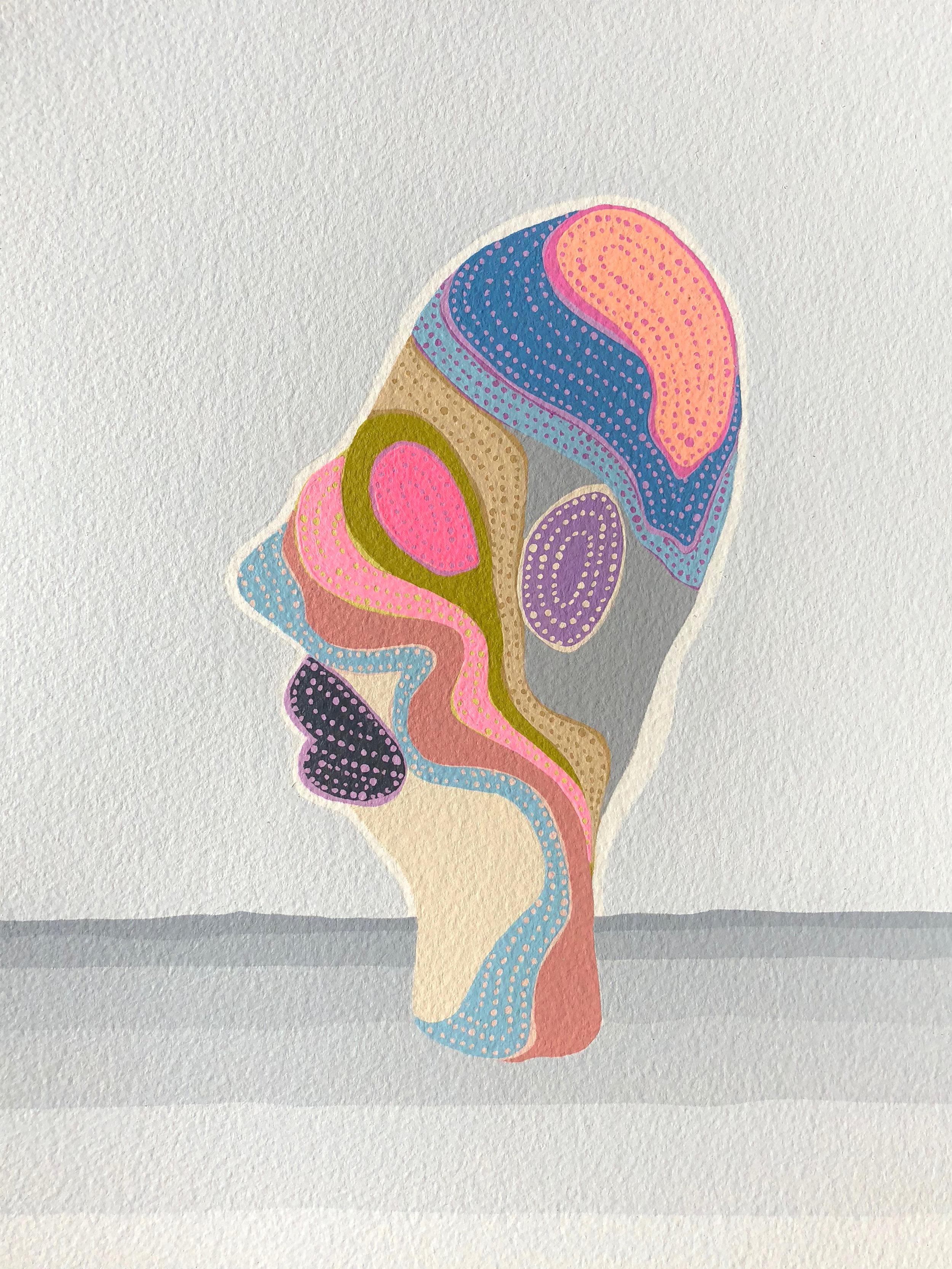 hyper colour head I