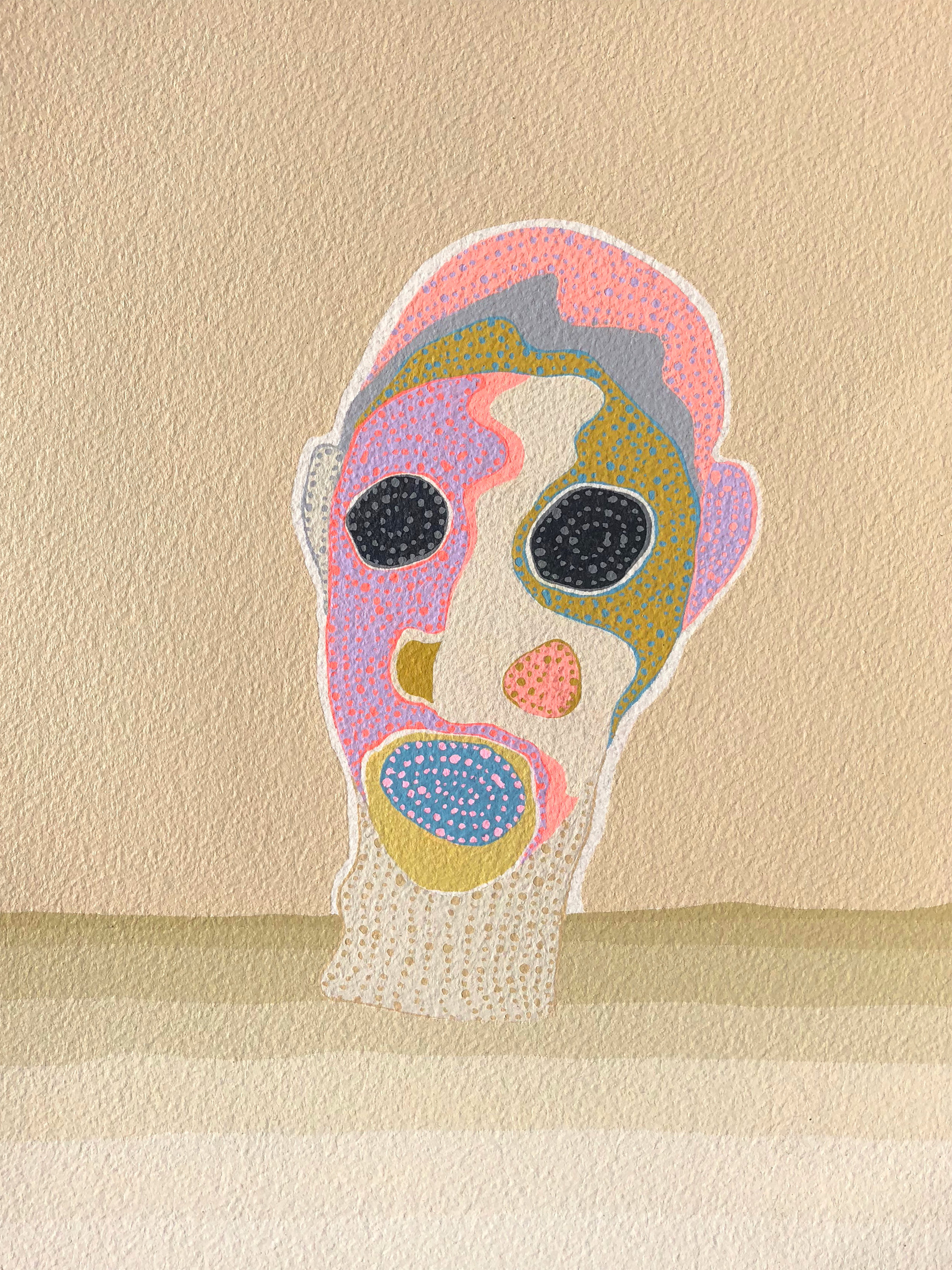 hyper colour head II