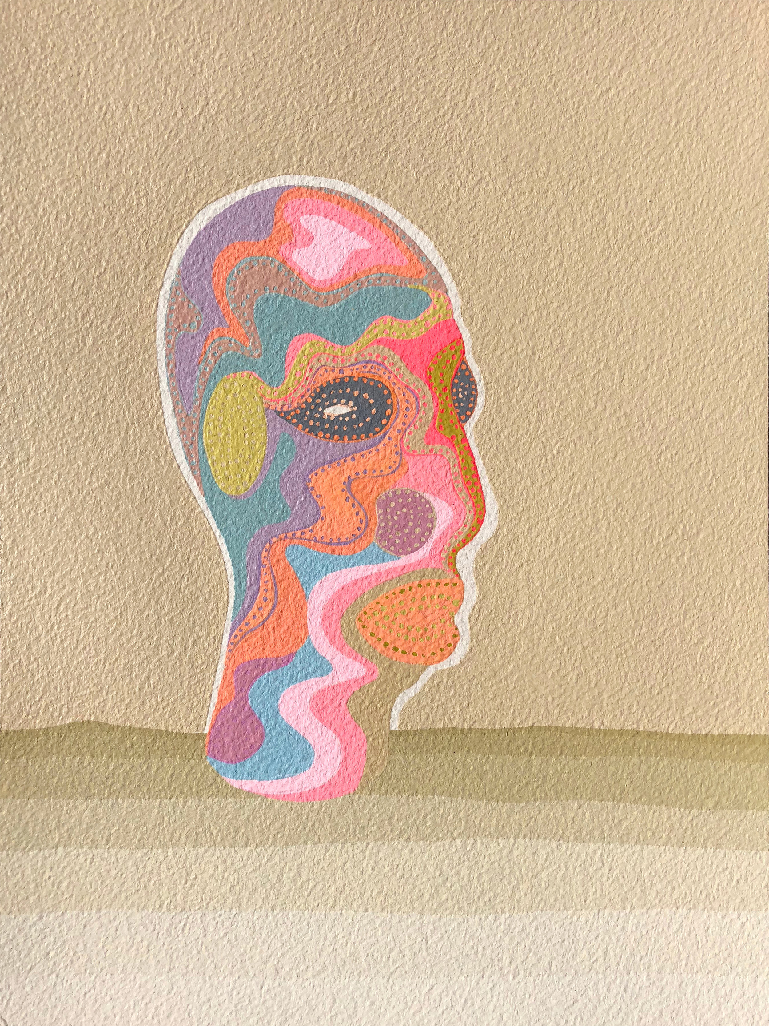 hypercolour head IV