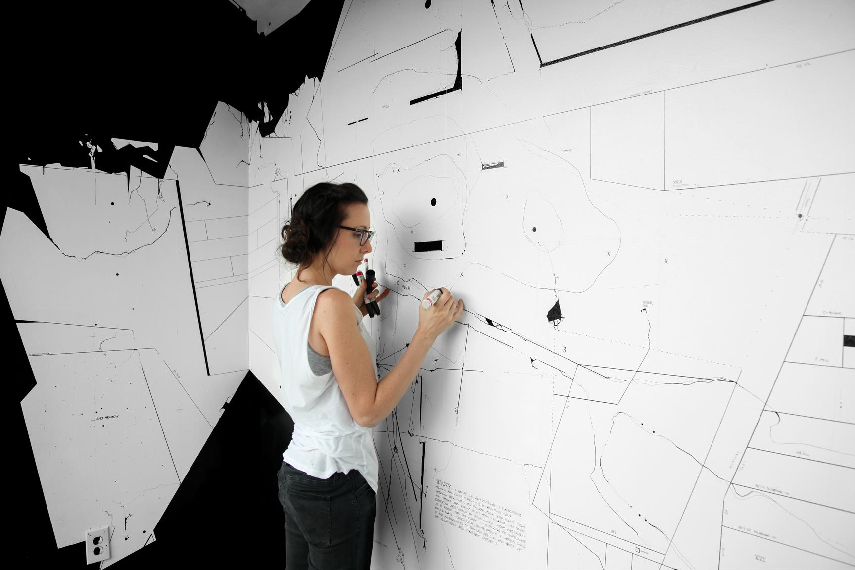 Margaret-Inga_Wiatrowski_Wall-Drawing