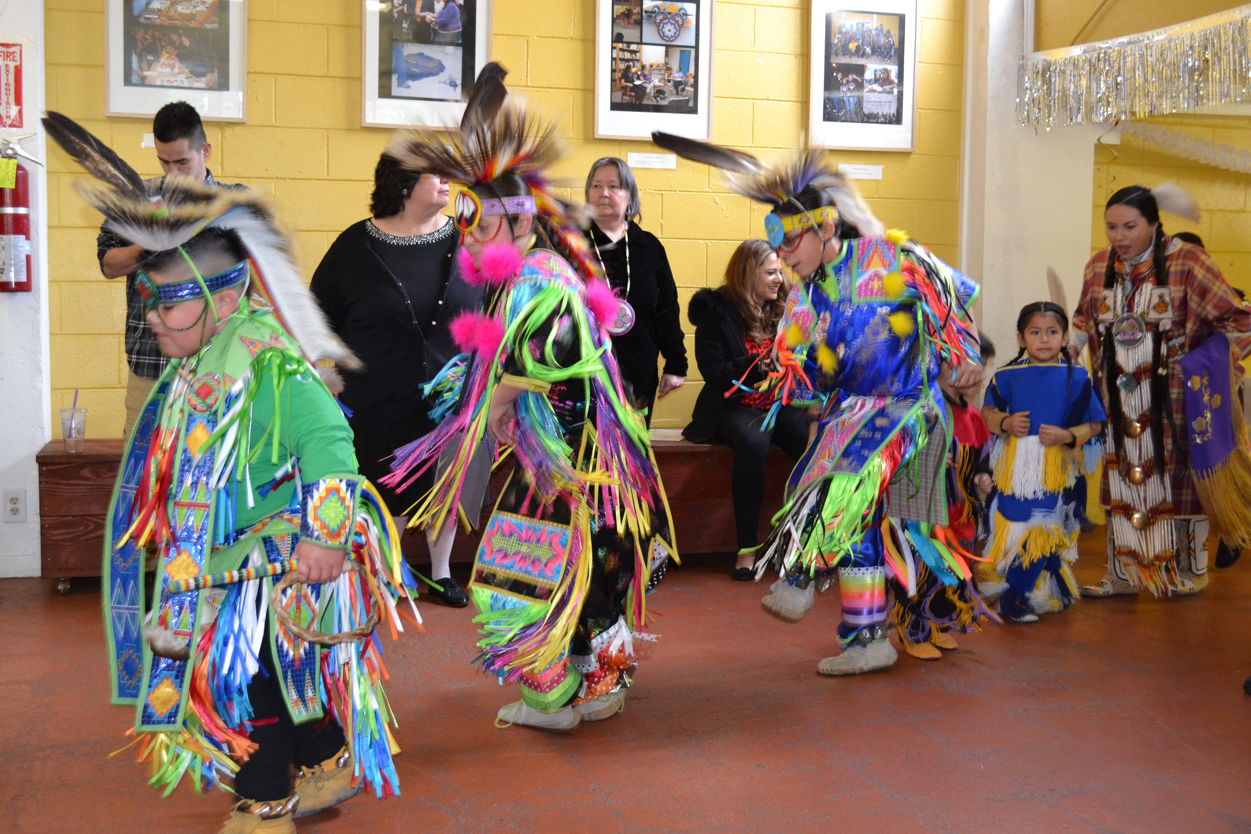 Intertribal Friendship 60th Anniversary Photo's -