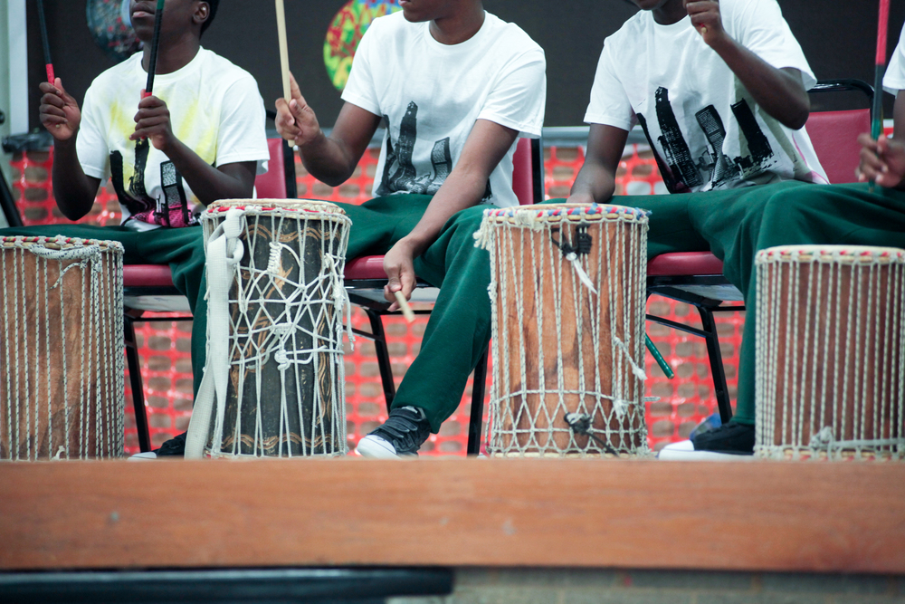 PPA West African drummingJuvenille Det. Ctr..jpg
