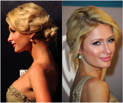No. 4: Casual, Messy Updos