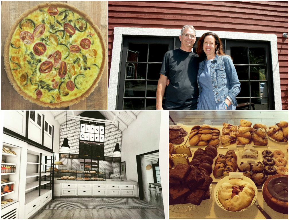 Flour Craft Opening Spring 2018 in Mill Valley! - Mill Valley Herald, 8/2017