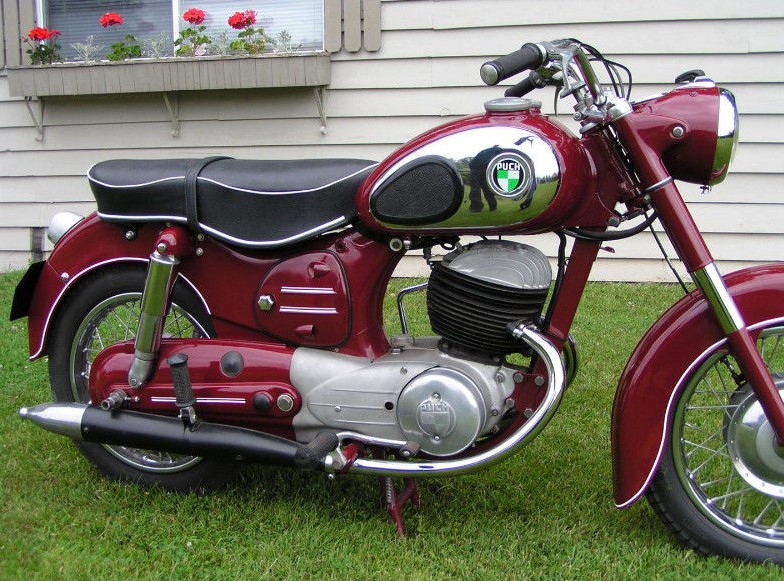 Puch 250 SGS — Classic Velocity