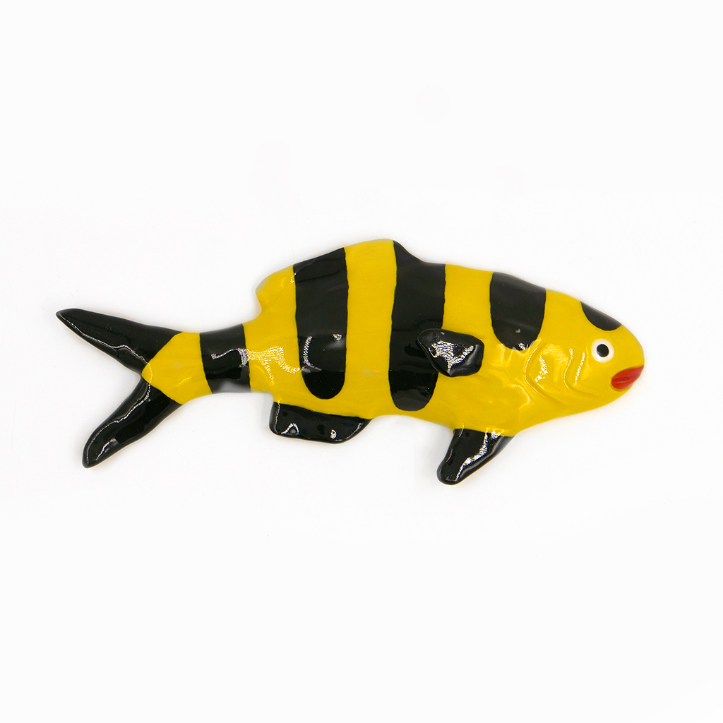Medium Black and Yellow Fish.jpg