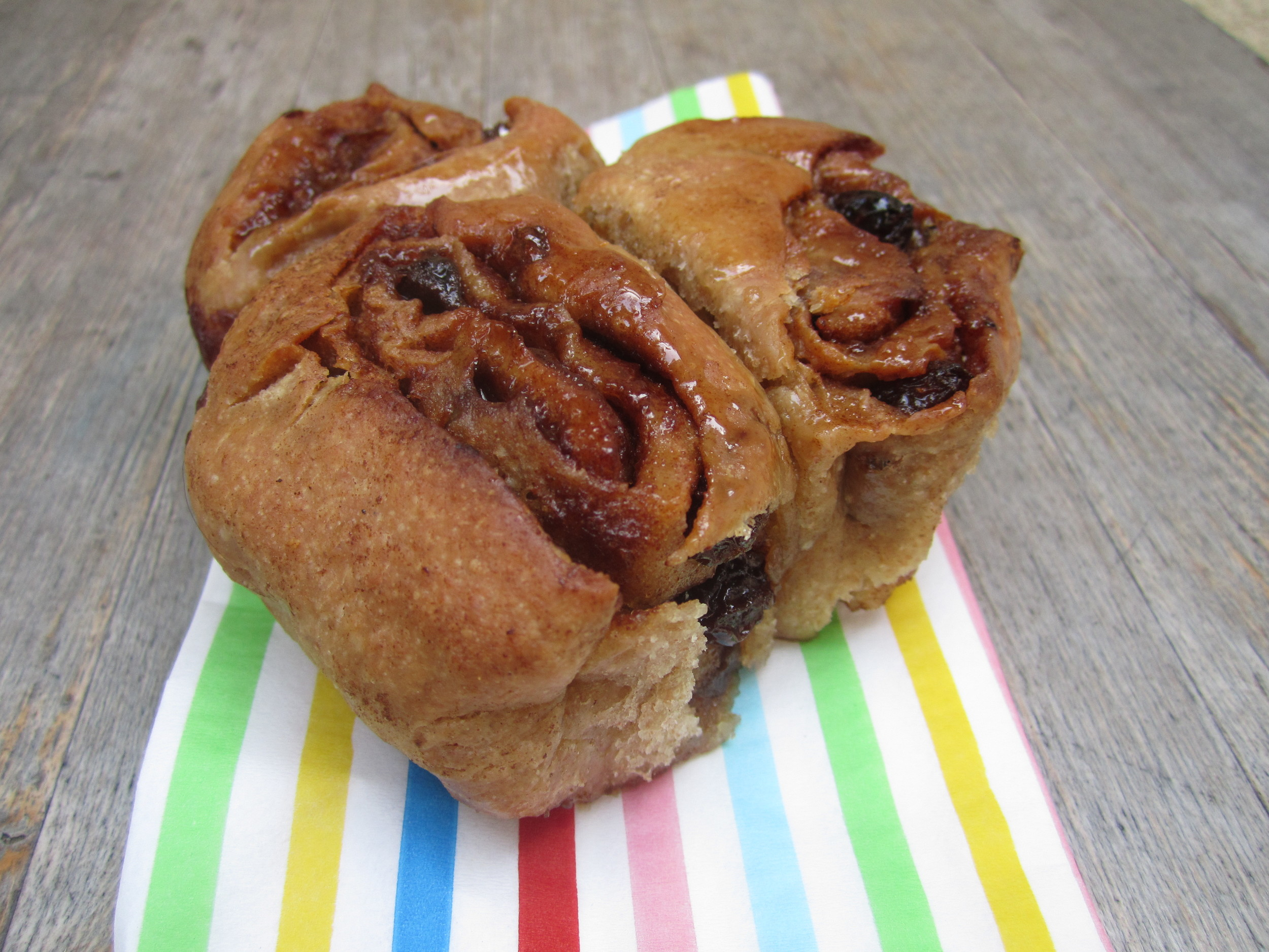 Cinnamon whirl, snail bread, call it what you will...