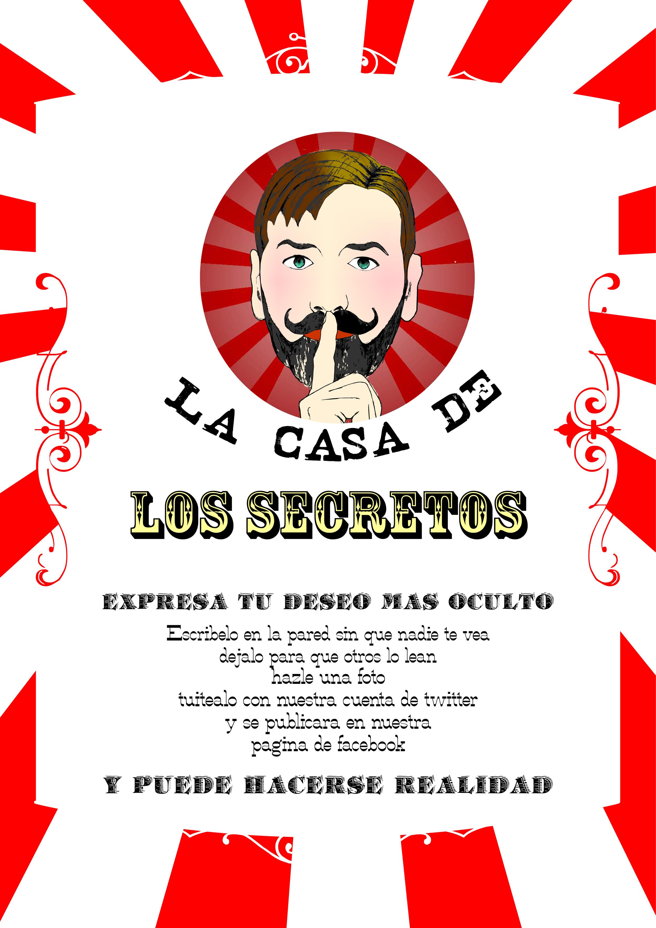 La Casa de los Secretos / The house of the secrets