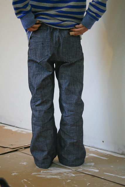 The jeans/pants