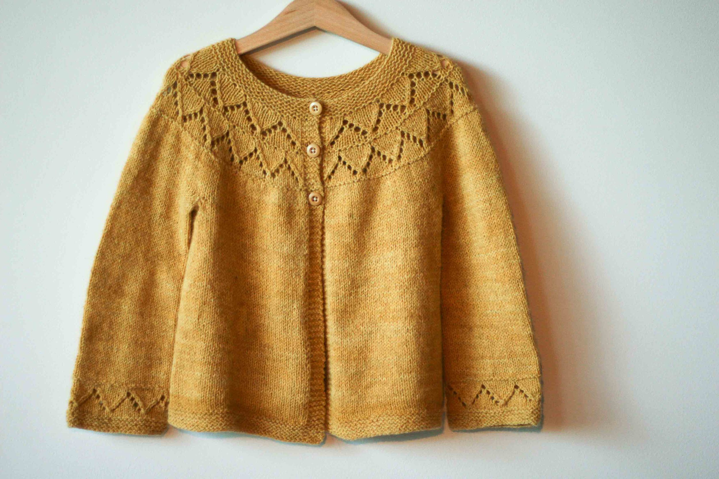 Granny's Favourite is the pattern by one of our teachers Georgie Hallam.