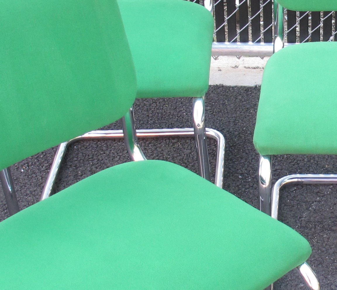 Knoll green chair.jpg