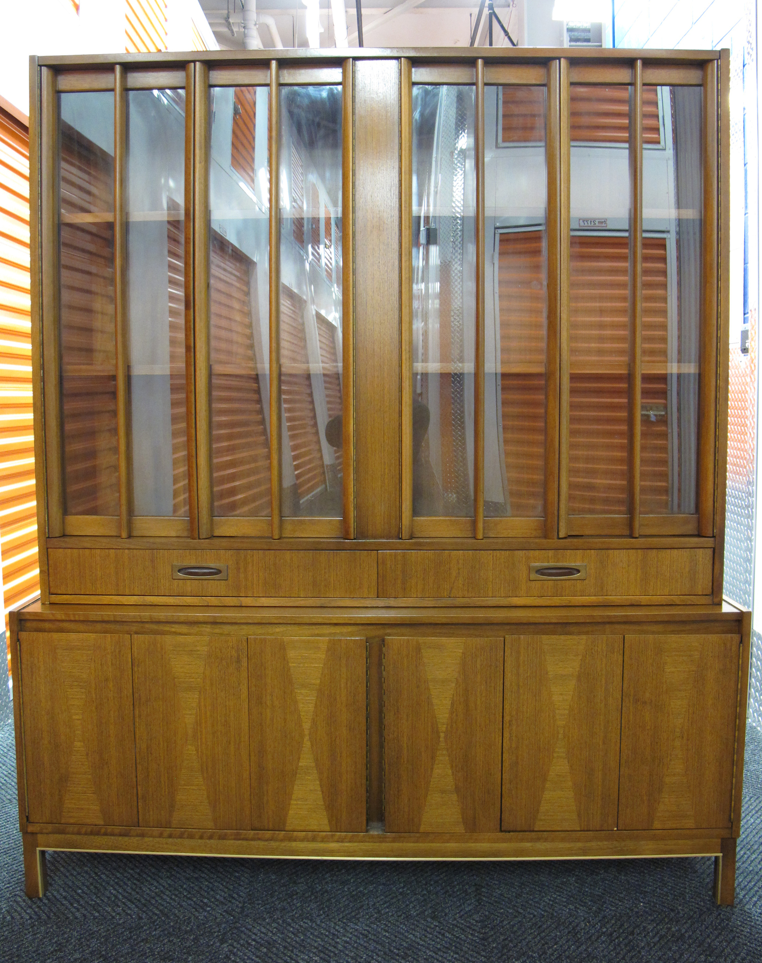 AMERICAN OF MARTINSVILLE HUTCH