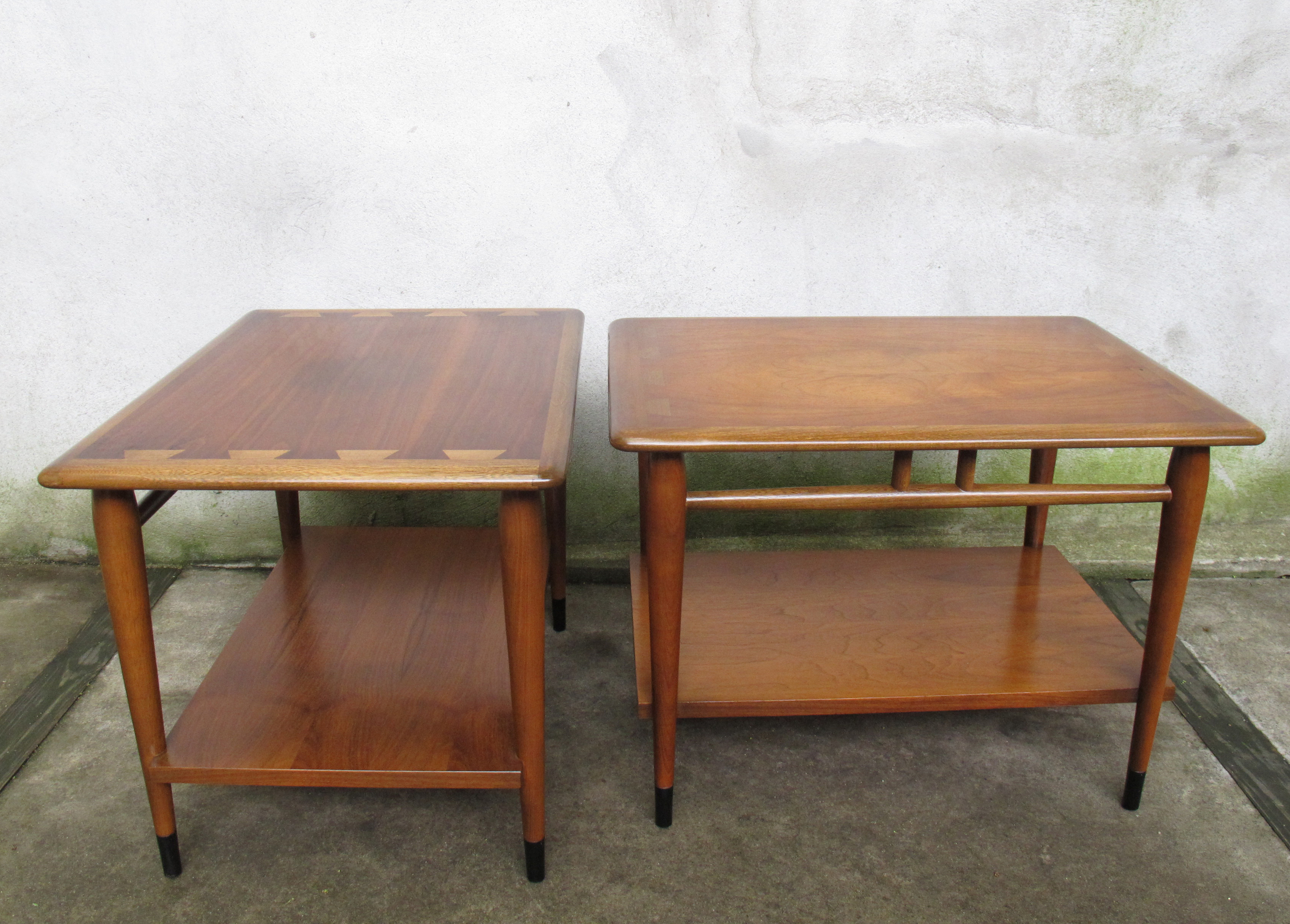 PAIR OF LANE ACCLAIM END TABLES