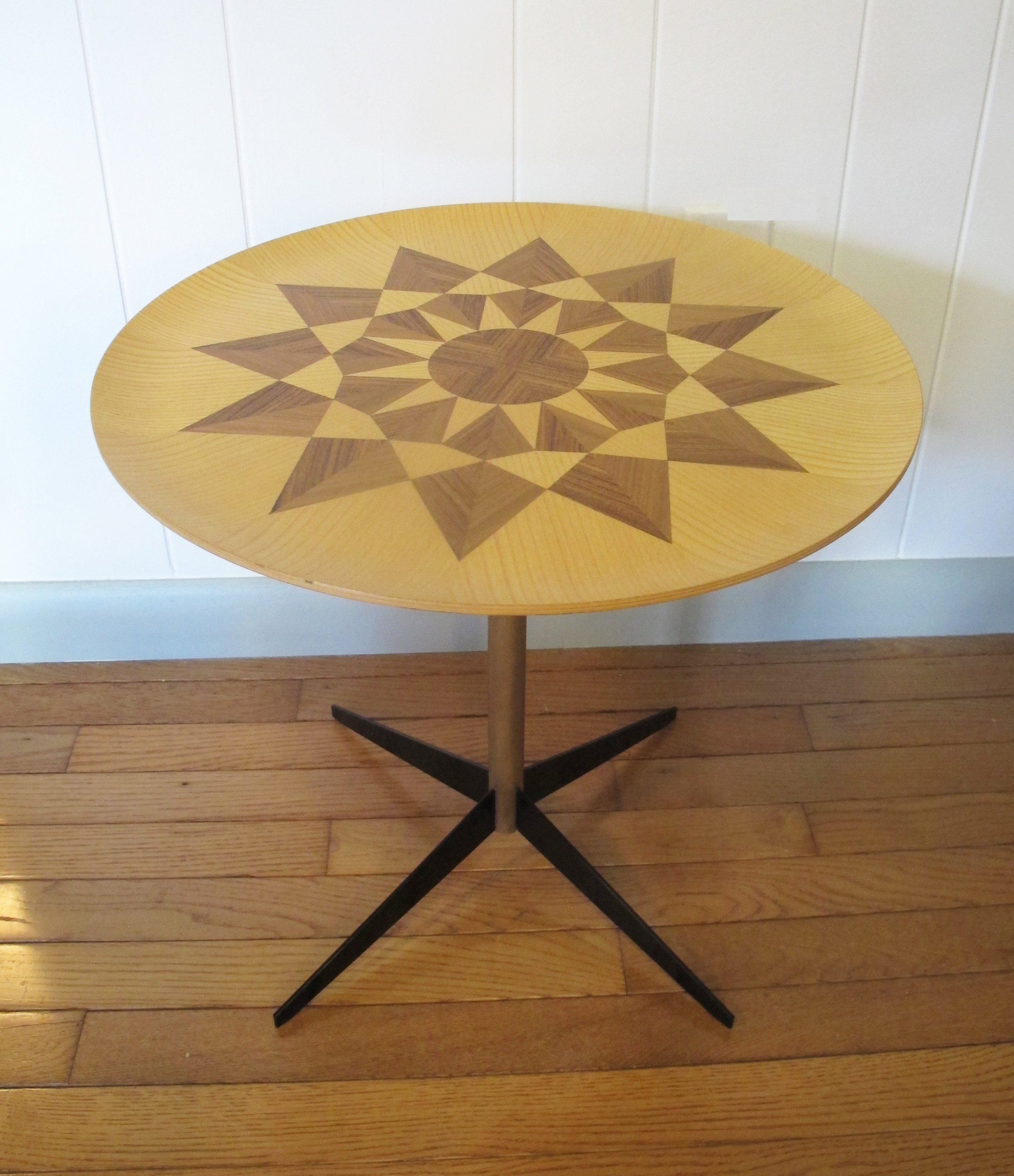 GEORGE NELSON SELECT FLOCK OF BUTTERFLIES TRAY TABLE BY HERMAN MILLER