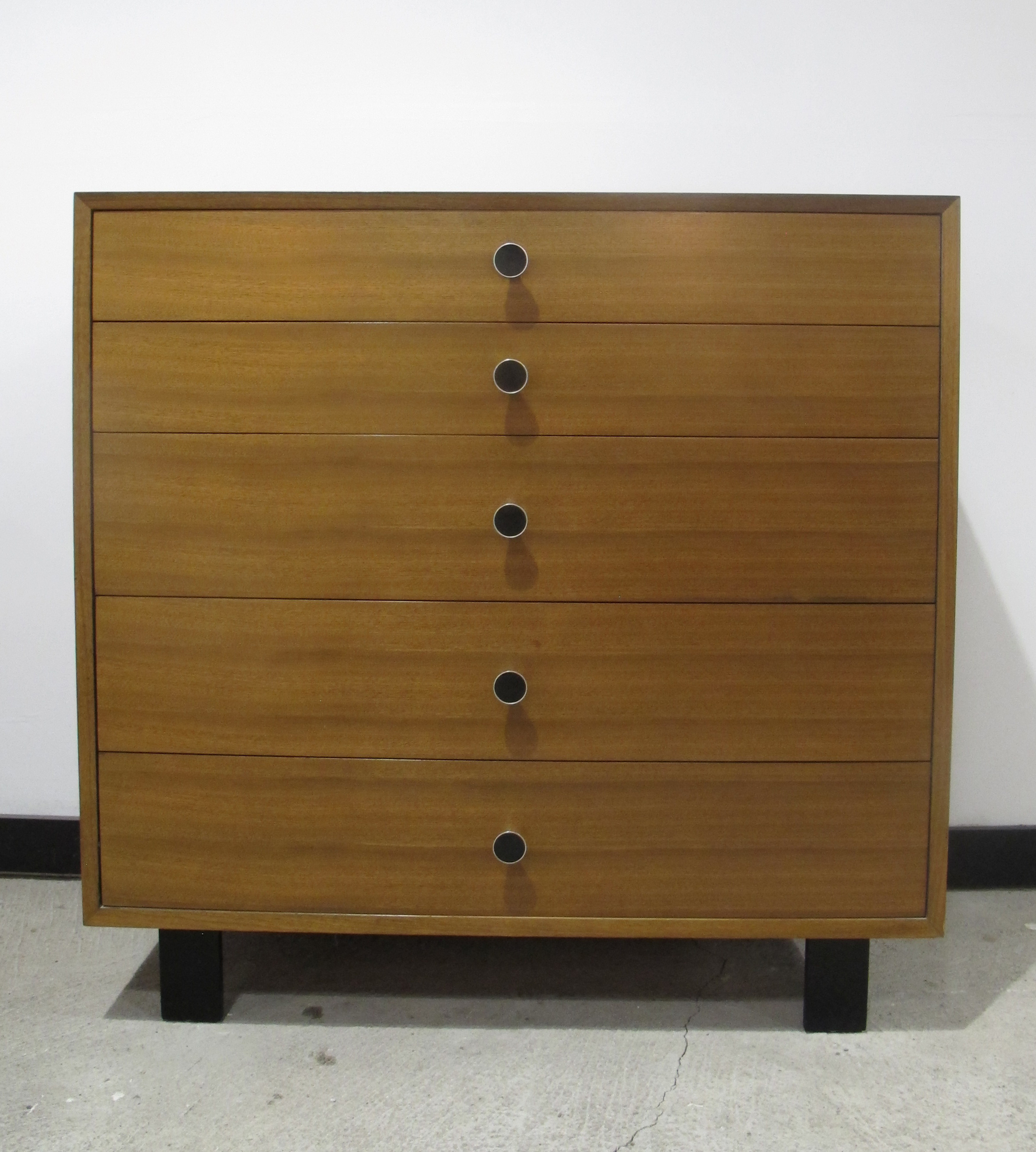 GEORGE NELSON CHEST OF DRAWERS BY HERMAN MILLER