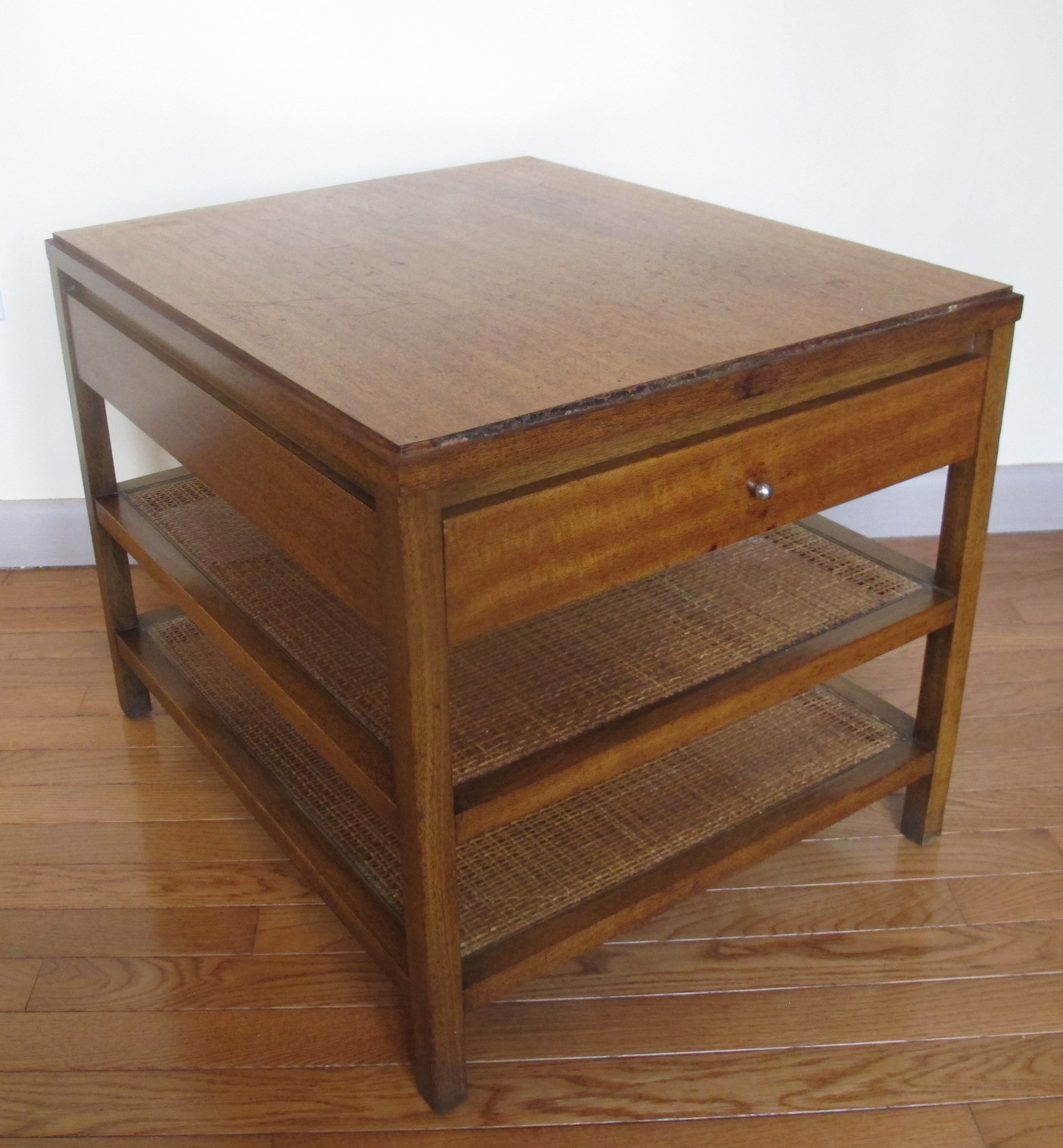 MID CENTURY PAUL MCCOBB END TABLE BY CALVIN FURNITURE