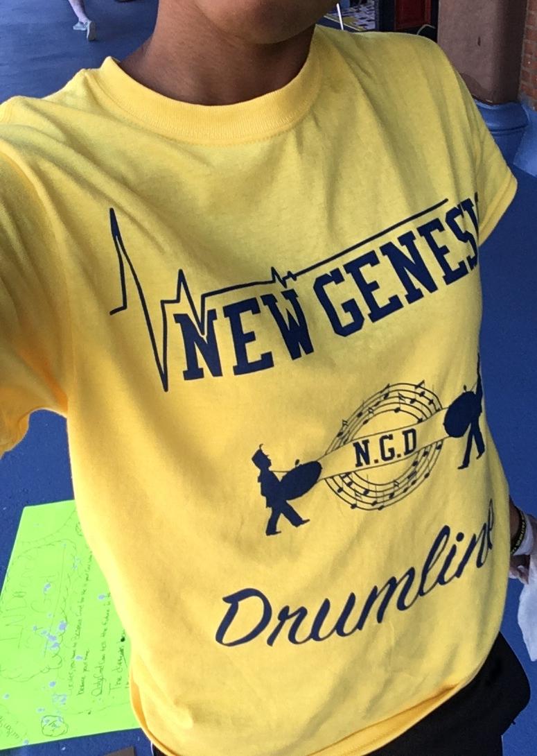 NGD shirt
