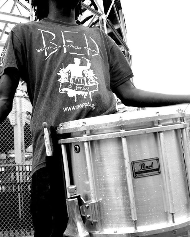 #BrooklynExpress #PearlDrums #TheUltimateEntertainment