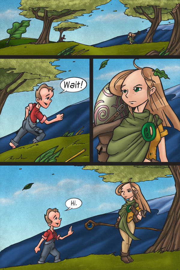 The Eldritch Age - volume 1 - page 2