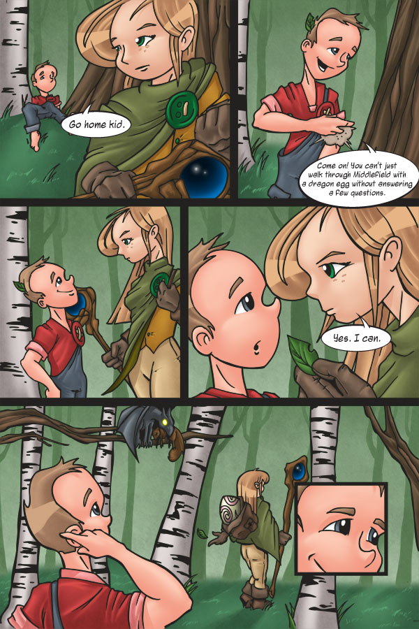 The Eldritch Age - volume 1 - page 7
