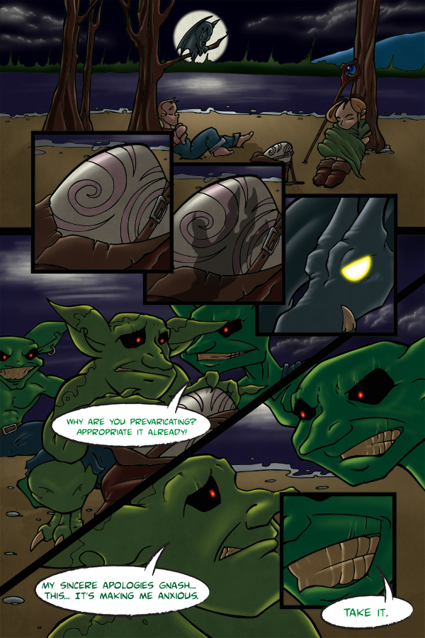 The Eldritch Age - volume 1 - page 15