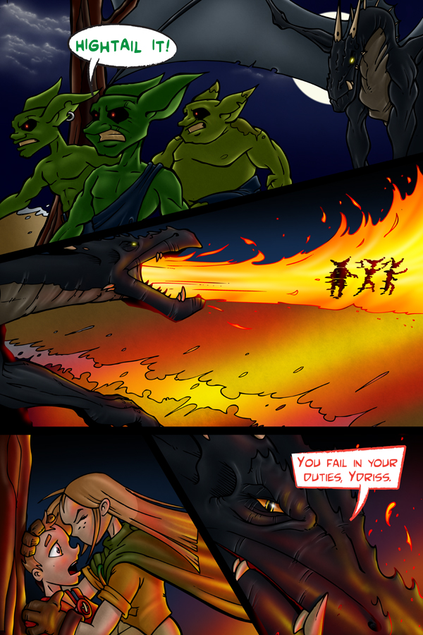 The Eldritch Age - volume 1 - page 18