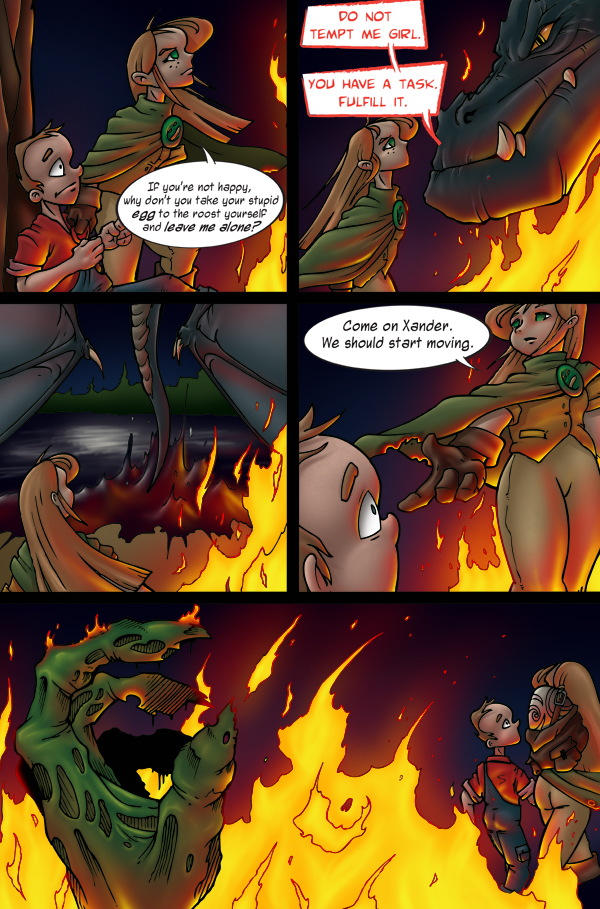 The Eldritch Age - volume 1 - page 19