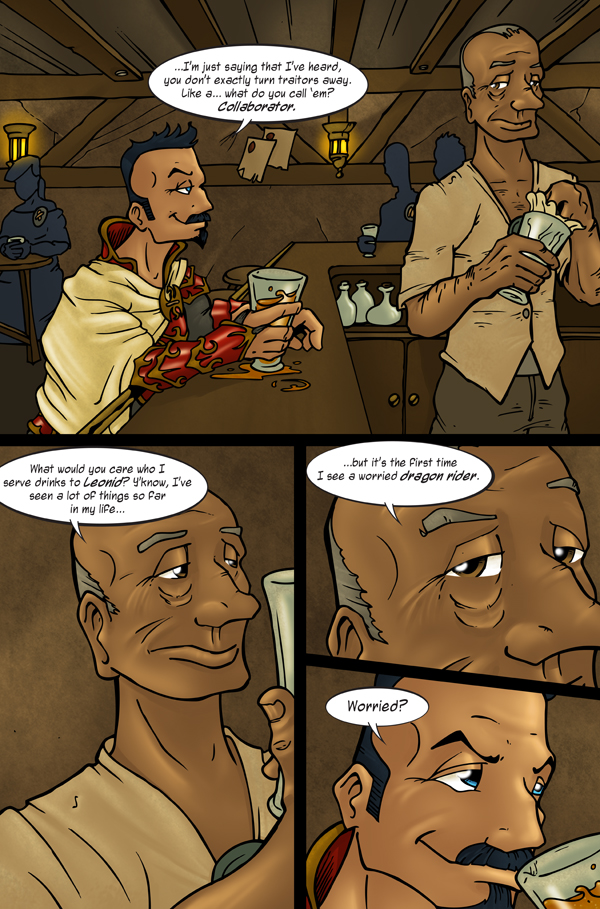 The Eldritch Age - volume 2 - page 2