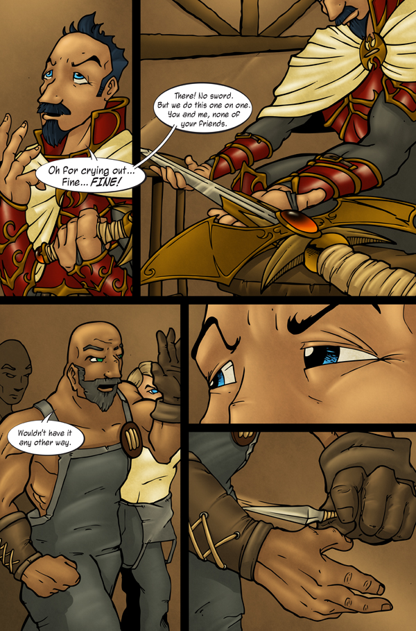 The Eldritch Age - volume 2 - page 6