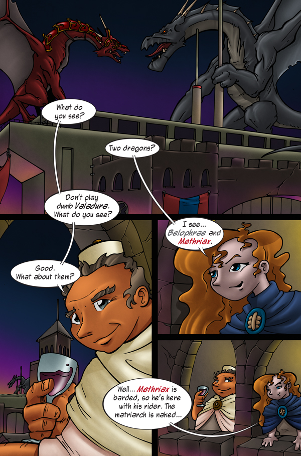 The Eldritch Age - volume 2 - page 11
