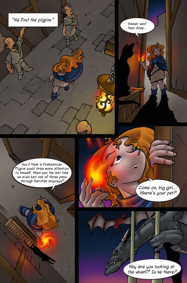 The Eldritch Age - volume 2 - page 13