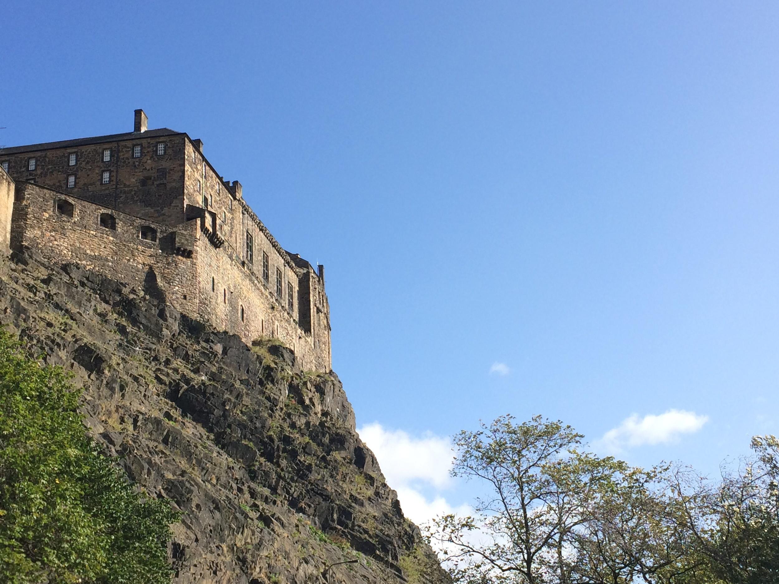 Efinburgh Castle