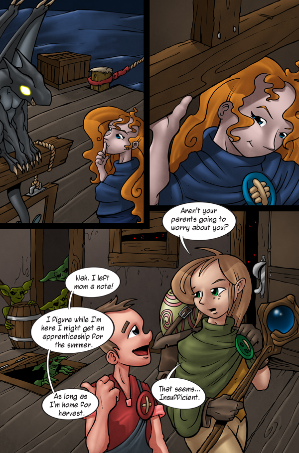 The Eldritch Age - volume 2 - page 19