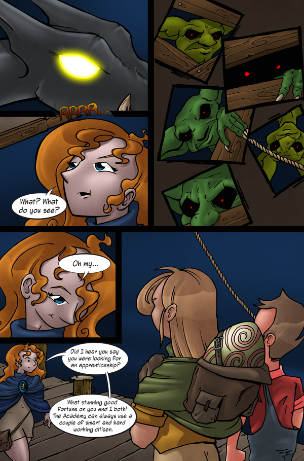 The Eldritch Age - volume 2 - page 20