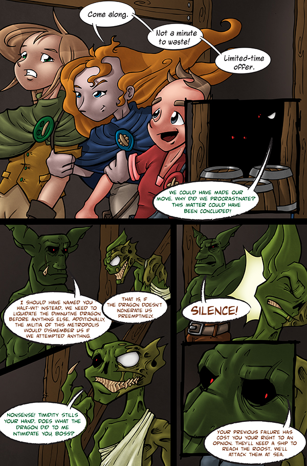 The Eldritch Age - volume 2 - page 21