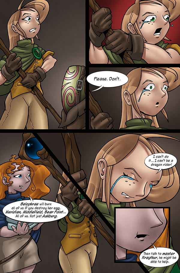 The Eldritch Age - volume 3 - page 3