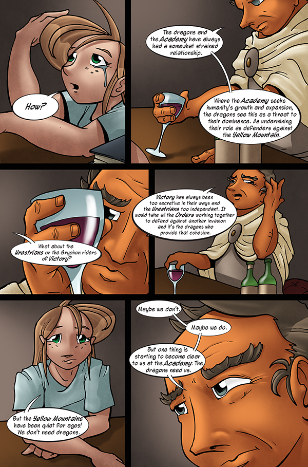 The Eldritch Age - volume 3 - page 15