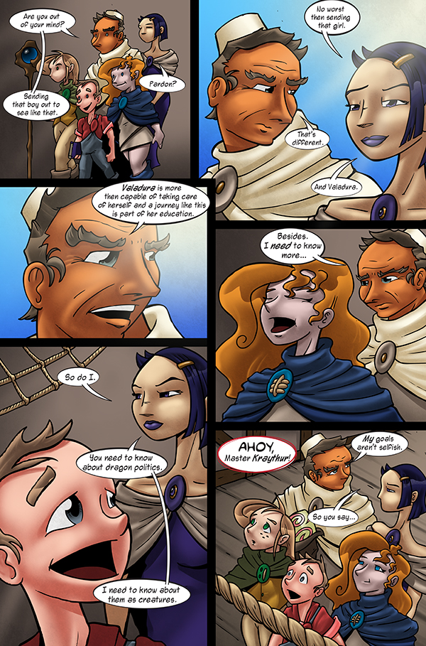 The Eldritch Age - volume 3 - page 20