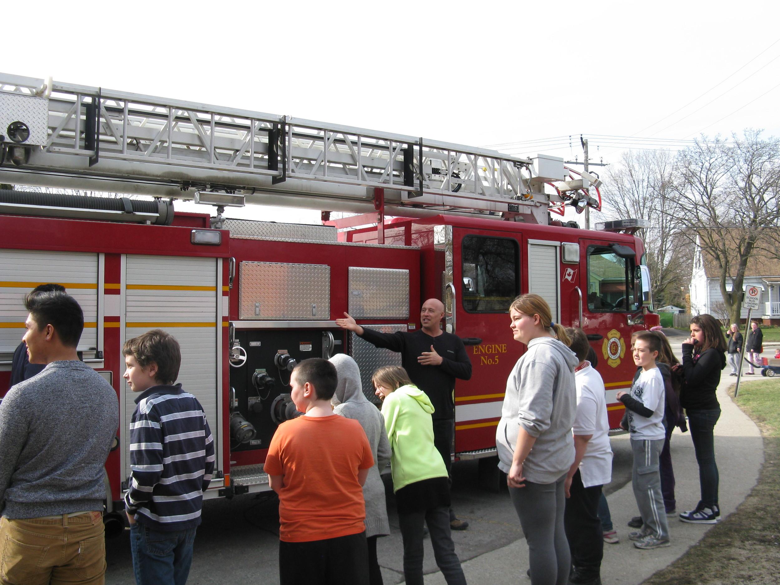 Fire Engine No. 5